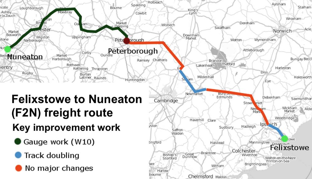 F2N route diagram